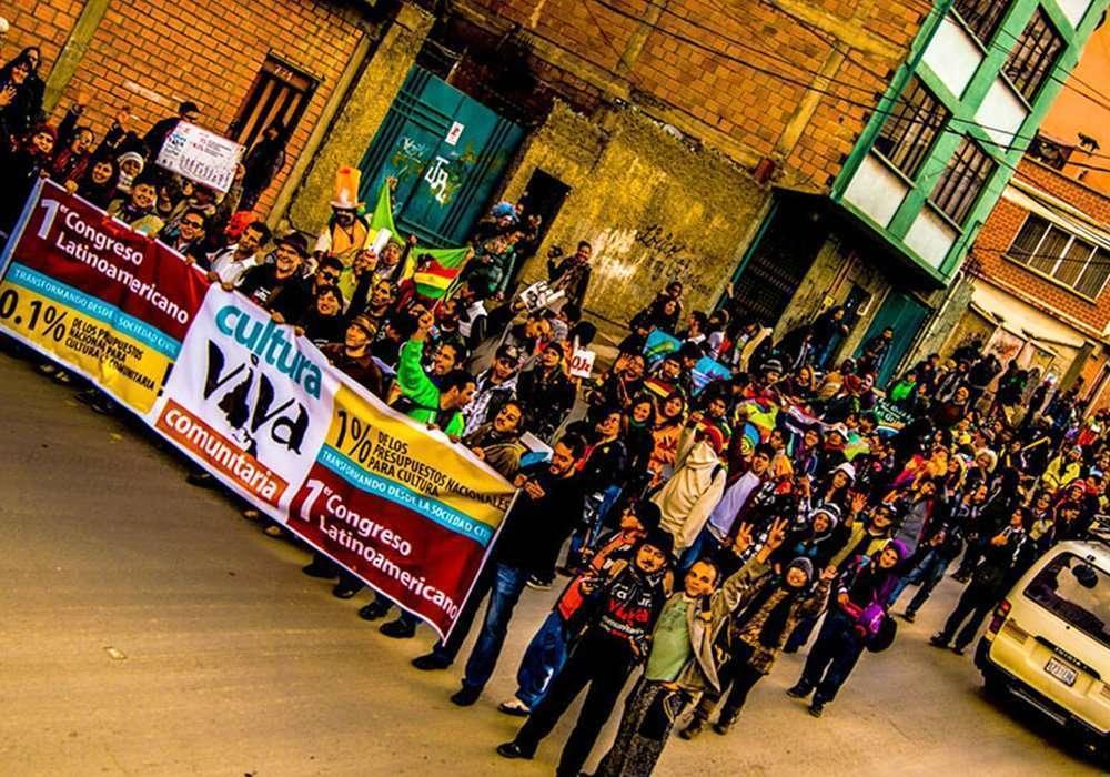 1er Congreso Cultura Viva Comunitaria