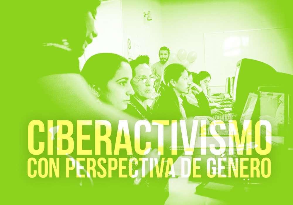 Ciberactivismo con perspectiva de género