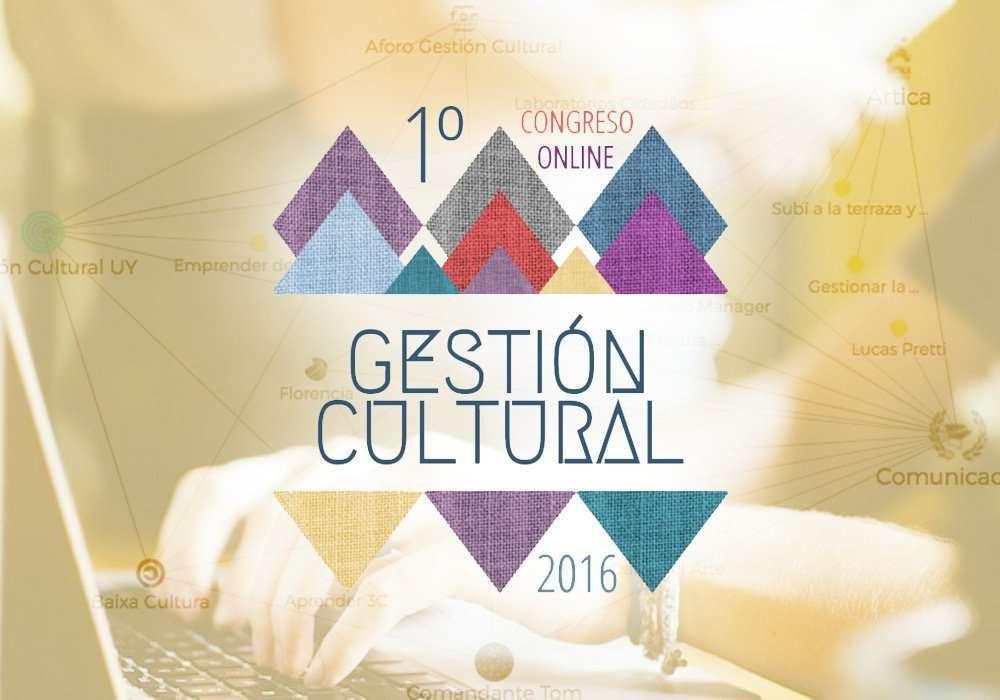 1er Congreso Online de Gestión Cultural