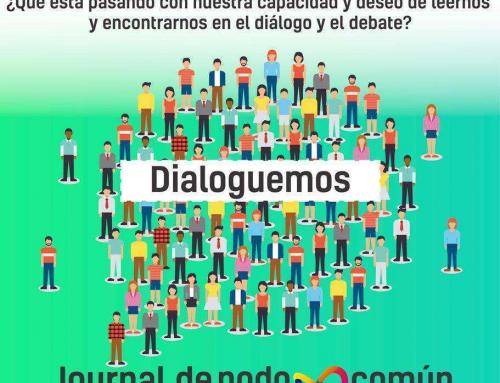 Journal | Buscando la descentralización de redes privativas para volver al diálogo